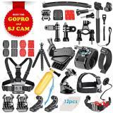 Ôn Tập Bộ Phụ Kiện Gopro Sjcam 50 In 1 Free 1 Phao Nổi Gắn Camera Hang Thể Thao Chuyen Dụng Cao Cấp Cho Dan Phượt Poki