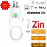 Ôn Tập Tốt Nhất Củ Sạc Va Cap Zin Cho Iphone 5 5S Apple Hang Nhập Khẩu