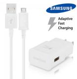 Giá Bán Bộ Sạc Nhanh Fast Charge Cho Samsung Galaxy Trắng Oem Tốt Nhất
