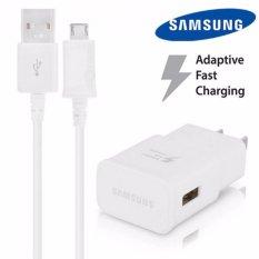 Bán Bộ Sạc Nhanh Fast Charge Cho Samsung Galaxy Trắng Hang Nhập Khẩu Samsung Trực Tuyến