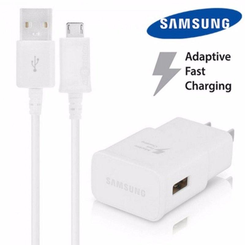 Bộ sạc nhanh Fast Charge cho Samsung Galaxy (Trắng)  - Hàng nhập khẩu