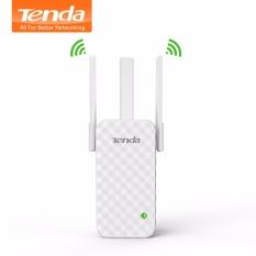 Bán Bộ Sieu Mở Rộng Song Wifi Tenda 3 Ăng Ten Bản Quốc Tế Hà Nội