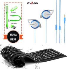 Giá Bán Bộ Tai Nghe Moc Tai Ovann V100 Va Ban Phim Mk3200 Ovann Nguyên