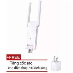 Bán Bộ Thiết Bị Kich Song Wifi Mercury 2 Anten Cực Mạnh 302Re Kem Cốc Xạc Usb Người Bán Sỉ