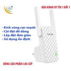 Bán Mua Trực Tuyến Bộ Thu Phat Wifi Bộ Kich Song Wifi Tenda Hda9 Kich Song Cực Mạnh Kiểu Dang Sang Trọng Sử Dụng Dễ Dang Bh Uy Tin Bởi Hdtech