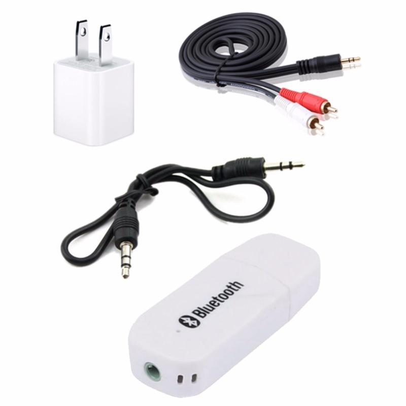 Bộ USB thu bluetooth cho dàn âm thanh 4 trong 1