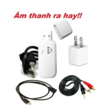 Bán Mua Bộ Usb Thu Bluetooth Dmzmusic 5 In 1 Wireless Trắng Mới Hồ Chí Minh