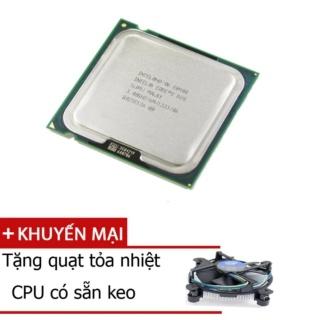 Bộ vi xử lý cpu e8400 -tặng quạt thumbnail