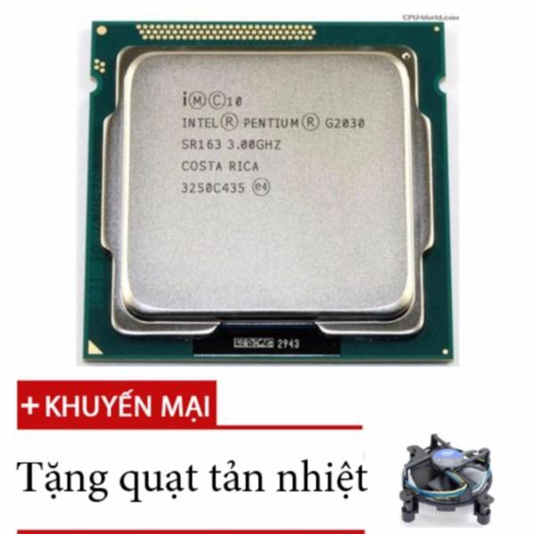 Giá Bộ vi xử lý cpu G2030 3.0/3M  - tặng quạt cpu