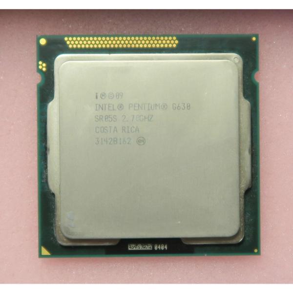 Giá Bộ vi xử lý cpu g630 - tặng quạt cpu