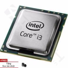 Hình ảnh Bộ vi xử lý Intel Core i3 3220 3.30GHz(up to 3.8GHz, 2 lõi, 4 luồng), Bus 1066/1333/ 1600MHz, Cache 3MB - Kèm Quạt + Tặng Keo Tản Nhiệt.
