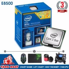 Bộ Vi Xử Lý Intel Cpu Core 2 Duo E8500 3 1 Ghz 2 Loi 2 Luồng Qua Tặng Hang Nhập Khẩu Mới Nhất
