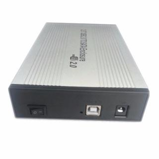 Box ổ cứng HDD Box 3.5 Inch đen Phukiensieure thumbnail