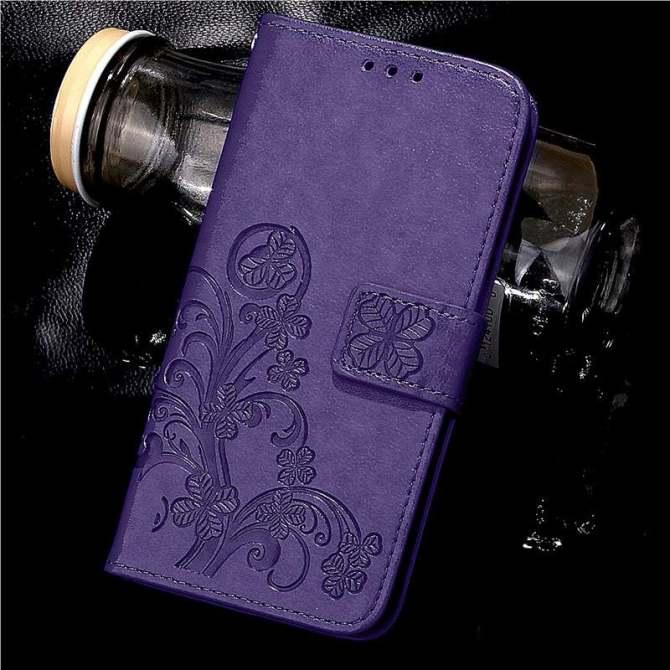 Flower Debossed Leather Flip Cover Case for Xiaomi Redmi 5A - intl - 3 ... Source · Bao Da Nắp Gập Khắc Hoa Chìm BYT Cho Nokia 3 (Màu Tím)-