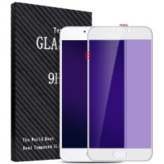 Bán Byt Purple Light Tempered Glass For Meizu M3 Note Premium 9H Hardness 3D Curved Anti Bluelight Eye Protected Full Screen Coverage Hd Tempered Glass Screen Protector 2Pcs Pack Intl Nguyên