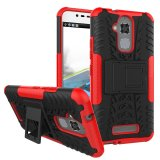 Ôn Tập Byt Rugged Dazzle Case For Asus Zenfone 3 Max Zc520Tl With Kickstand Red Intl