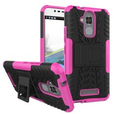 Cửa Hàng Bán Byt Rugged Dazzle Case For Asus Zenfone 3 Max Zc520Tl With Kickstand Rose Intl