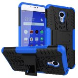 Byt Rugged Dazzle Case For Meizu M3 Note With Kickstand Blue Intl Oem Chiết Khấu