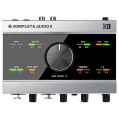 Hình ảnh Cạc thu âm N.I Komplete Audio 6