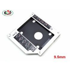 Hình ảnh Caddy Bay SATA 3.0 9.5mm gắn thêm ổ cứng cho Laptop SL-95 hợp kim nhôm tỏa nhiệt tốt