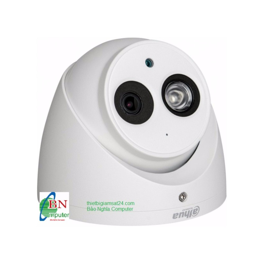 Camera Dome 4Mp Hdcvi Dahua Hac-Hdw1400Emp