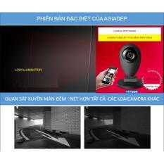 Chiết Khấu Camera Giam Sat Yoosee Wifi Ip Loại Nhỏ Goc Nhin Rộng 1080 Mau Đen Yoosee Trong Hà Nội