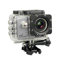 Ôn Tập Cửa Hàng Camera Hanh Động Sjcam Sj5000 Wi Fi Full Hd 1080P Bạc Trực Tuyến
