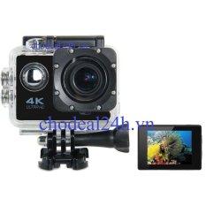 Bán Mua Camera Hanh Động Waterproof Action Camera Wifi Multipurpose 4K Ultra Hd Đen Mới Hồ Chí Minh