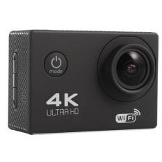 Cửa Hàng Camera Hanh Động Waterproof Action Camera Wifi Multipurpose 4K Ultra Hd Đen Cho Deal 24H Hồ Chí Minh