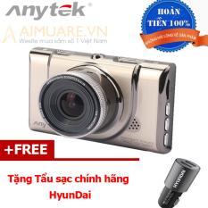 Bán Camera Hanh Trinh Anytek A100 Full Hd 1080P Rẻ