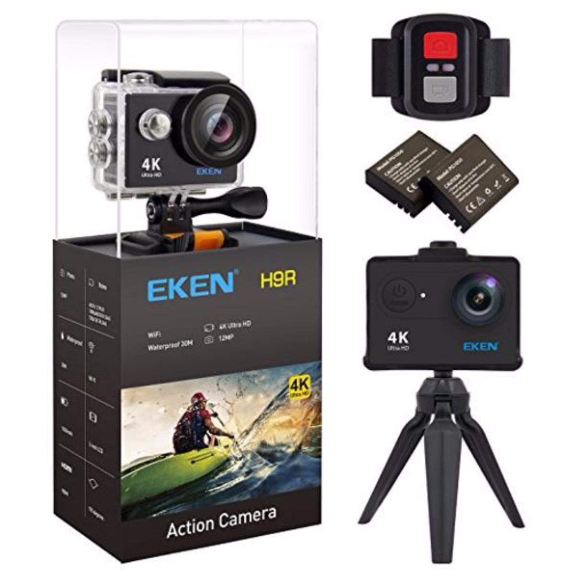 Camera Hành Trình Eken H9R Ultra Hd Wifi Quay Video 4K
