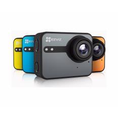 Camera Hanh Trinh Ezviz S1C Starter Kit Cs Sp206 A0 54Wfbs 1080P 30Fps Mau Vang Trong Việt Nam