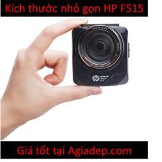 Bán Mua Camera Hanh Trinh Oto Xe Hơi Hp F515 Thương Hiệu Mỹ Quay Chuẩn 2K 1296P By Agiadep Mới Hà Nội