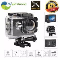 Mã Khuyến Mại Camera Hành Trình Oto Xe Máy Xdv 4K Wifi Rẻ