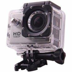 Bán Camera Hanh Trinh Sport Cam Hd 1080P Bạc Có Thương Hiệu