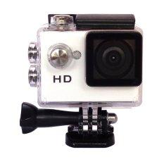 Mã Khuyến Mại Camera Hanh Trinh Sports Cam Hd 720P Trắng