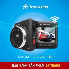 Bán Camera Hanh Trinh Transcend Drivepro 200 Car Video Recorder Đen Transcend