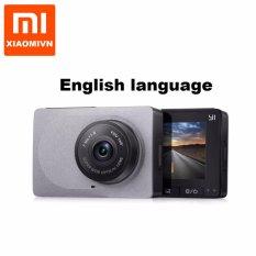 Giá Bán Camera Hanh Trinh Xe Hơi O To Xiaomi Yi Dashcam Smart Car Dvr Bản Tiếng Anh Xam Mới Nhất