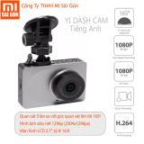 Giá Bán Camera Hanh Trinh Xe Hơi O To Xiaomi Yi Smart Car Dvr Nhãn Hiệu Xiaomi