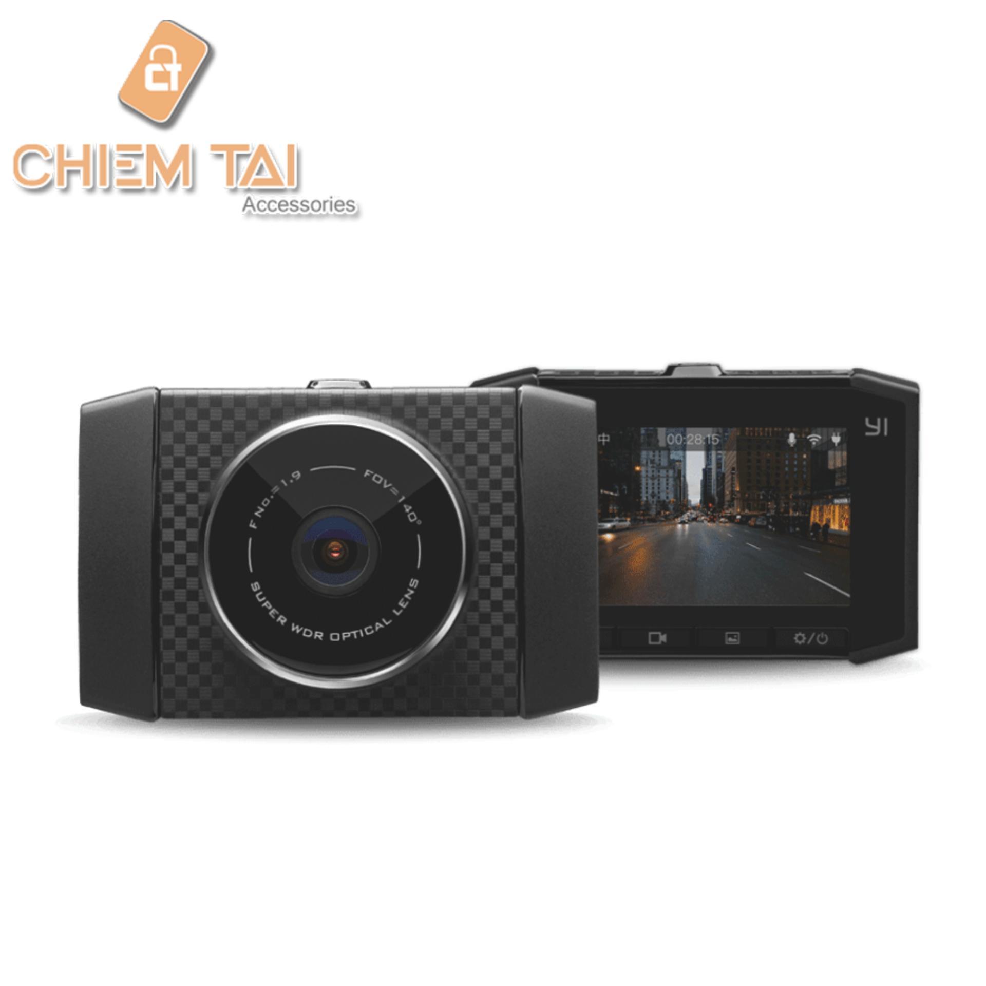 Camera Hành Trình Xiaomi Yi Dvr 2.7K King Edition