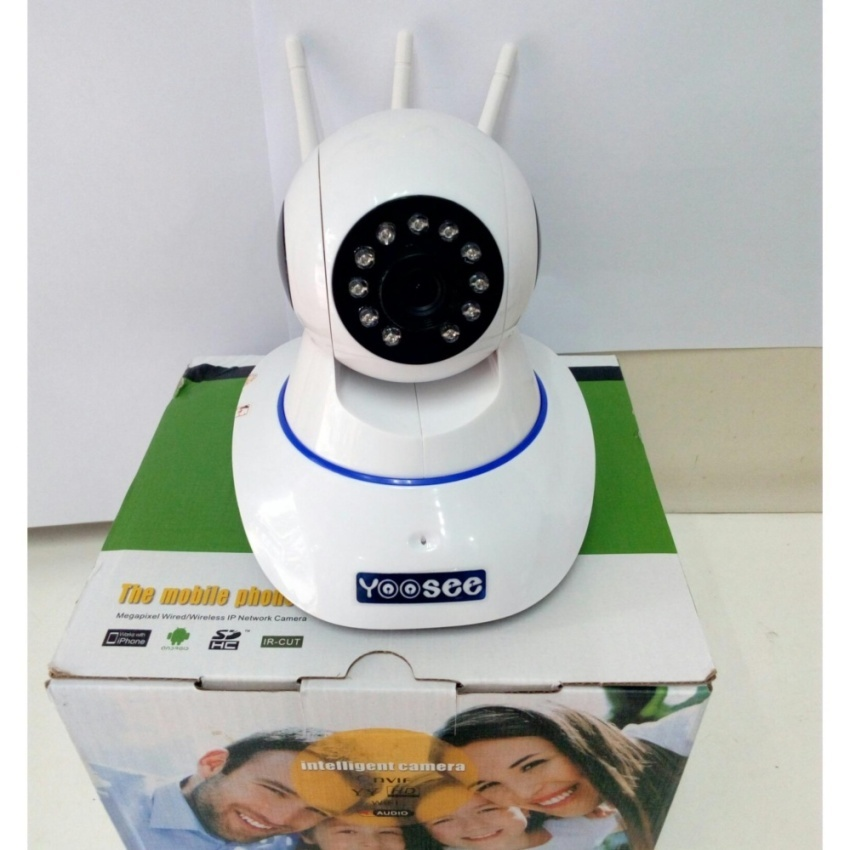 Bán Mua Camera Hd 3 Rau Ip Wifi Khong Day Yoosee Ipc Z063H