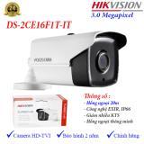 Camera Hd Tvi Hồng Ngoại 20M 3 0Mp Hikvision Ds 2Ce16F1T It Mới Nhất