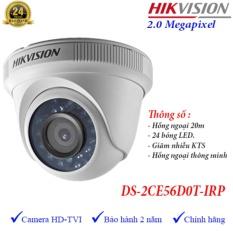 [BẢO HÀNH 24 THÁNG] Camera HIKVISION DS-2CE56D0T-IRP 2.0Mp – Camera giám sát an ninh – Công Nghệ Hoàng Nguyễn