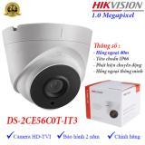 Mua Camera Hdtvi Hồng Ngoại 40M 1 0Mp Hikvision Ds 2Ce56C0T It3 Trực Tuyến Hồ Chí Minh