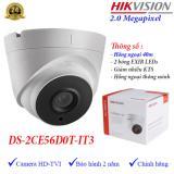 Cửa Hàng Camera Hdtvi Hồng Ngoại 40M 2Mp Hikvision Ds 2Ce56D0T It3 Hikvision Trực Tuyến