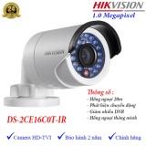 Camera Hdtvi Ngoai Trời Hồng Ngoại 20M 1Mp Hikvision Ds 2Ce16C0T Ir Nguyên