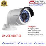 Bán Camera Hdtvi Ngoai Trời Hồng Ngoại 20M 2Mp Hikvision Ds 2Ce16D0T Ir Hikvision Nguyên