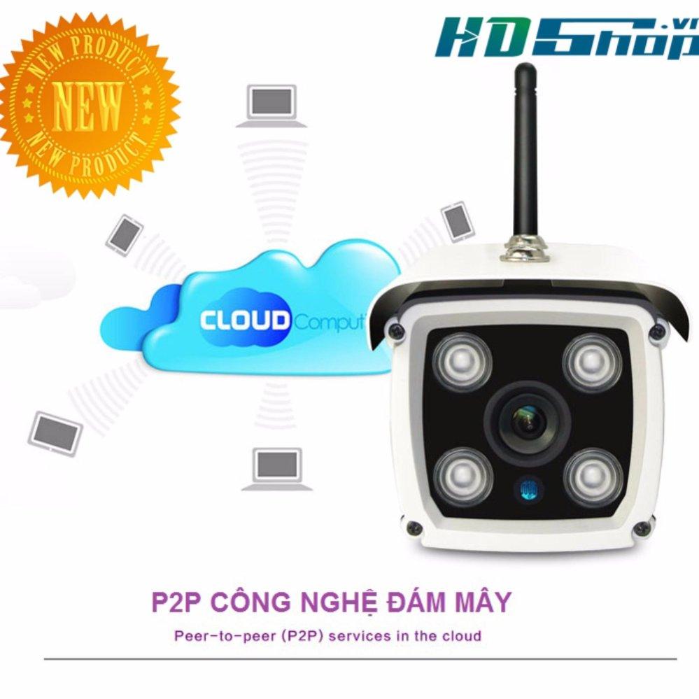 Camera Hong Ngoai Wifi Yoosee Siêu Nét Hd 1280X720