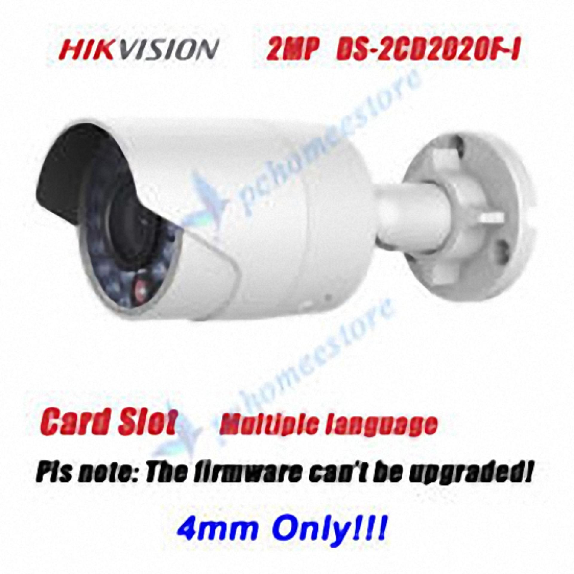 Ôn Tập Camera Ip Độ Net Cao 2M Ds 2Cd2020F I Trong Hồ Chí Minh