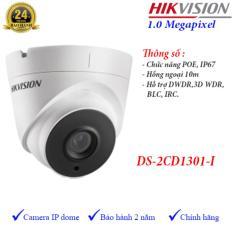 Bán Camera Ip Dome Hồng Ngoại 1Mp Hikvision Ds 2Cd1301 I Hikvision Có Thương Hiệu